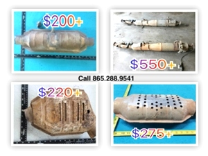 Catalytic Converter Buyers Auction Knoxville TN | www ...