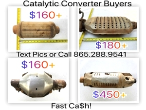 Chattanooga Catalytic Converter Buyer